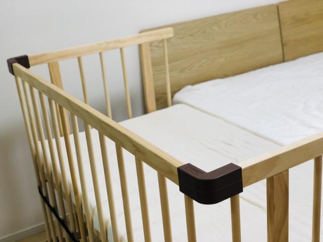ファルスカ ベッドサイドベッド 口コミ