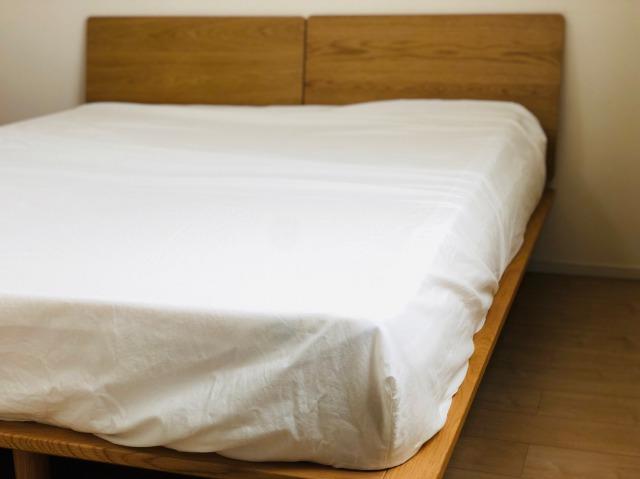 無印 ベッド スモール